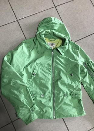 Куртка ветровка стильная модная дорогой бренд ralph lauren размер м