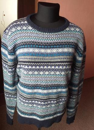 Шерстяной свитер раз.l(50/52)