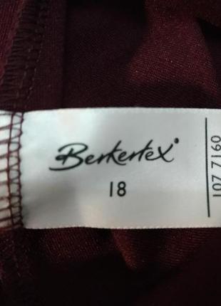 Блузка без рукавов трикотажная большой размер 18 berkertex9 фото