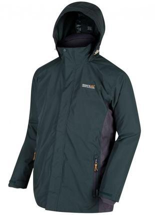 Мембранная куртка regatta telmar darkest spruce