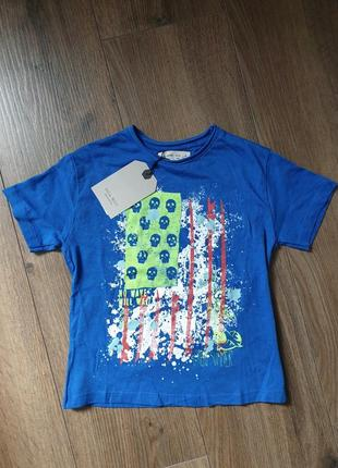 Zara футболка 104 р