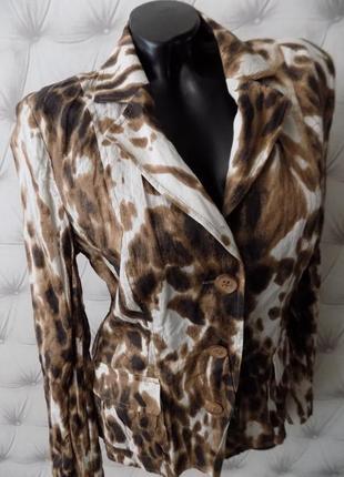 Цена на бирке 5000 грн - крутой пиджак, весна-лето