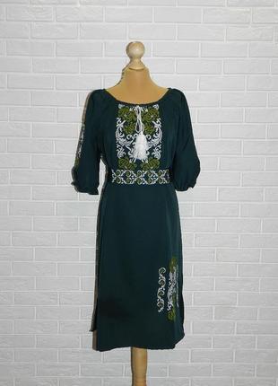Платье-вышиванка арт.407 р.56
