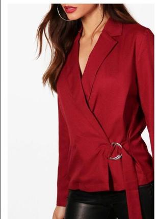 Очень модная блуза в деловом стиле