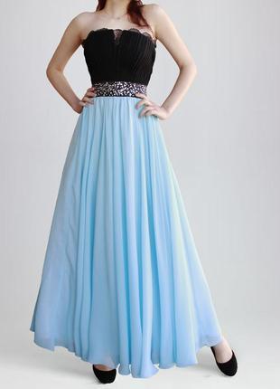 Элегантное выпускное/вечернее платье