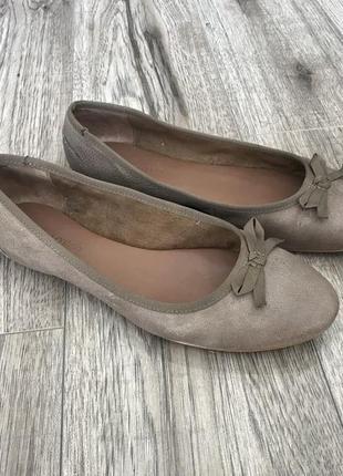 Балетки,туфли marc o polo