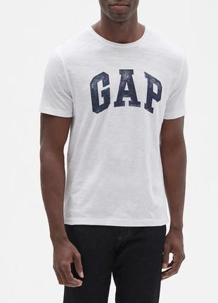 Футболка мужская размер s m l xl xxl gap оригинал футболки мужские хлопок