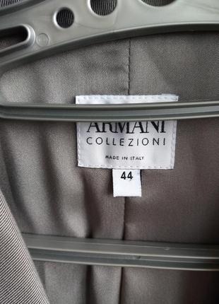 Пиджак armani collezioni5 фото