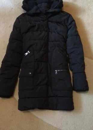 Зимняя курточка на синтепоне,в стиле бойфренд.