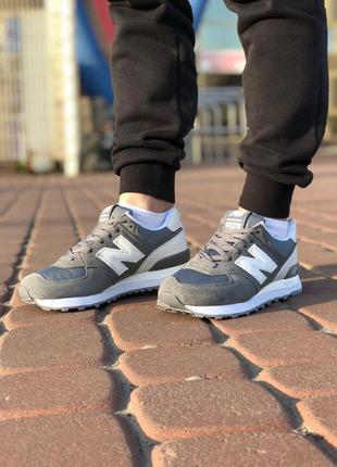 Крутые кроссовки 🔥new balance 574 🔥