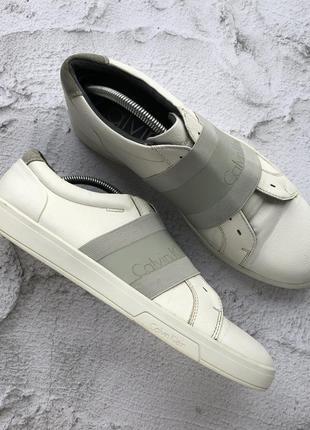 Оригинальные кроссовки calvin klein