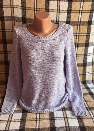 Распродажа! 🔥🔥🔥 акриловый джемпер свитерок сиреневого цветач