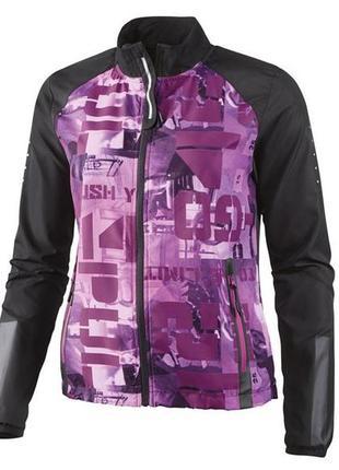 Женская функциональнальная куртка-ветровка crivit pro евро 40-42