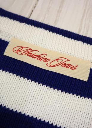 Джемпер в полоску moschino jeans, италия, s-m5 фото