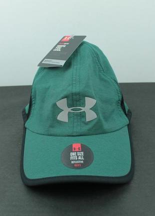 Оригинальная кепка under armour men's shadow armourvent cap рефлективная