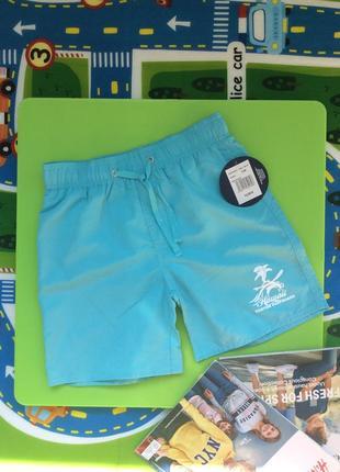 Плавательные шорты, 120-130 размеры, финляндия