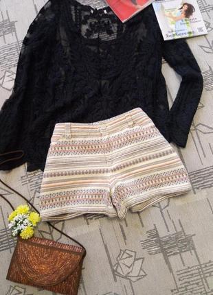 Стильные шорты, размер 12-14