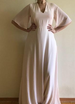 Платье на свадьбу или выпускной4 фото
