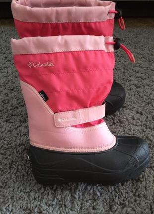 Сапоги ботинки columbia