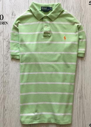 Мужская футболка ralph lauren polo