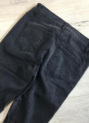 Джинсовые штаны3 фото