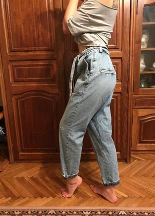Супер модные mom's jeans