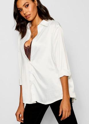 acf9adb6226 Атласные женские рубашки 2019 - купить недорого вещи в интернет ...