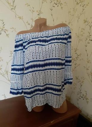 Лёгкая блуза next