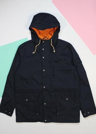 Классная демисезонная куртка парка от h&m.