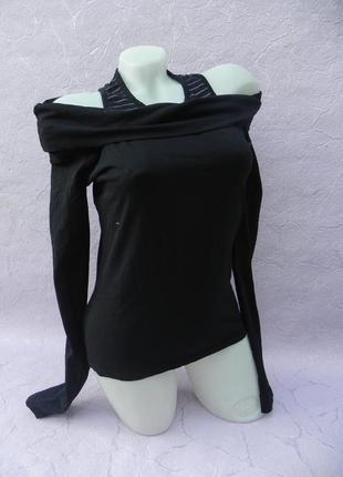 Кофта кофточка имитация майка+кофта vila clothes