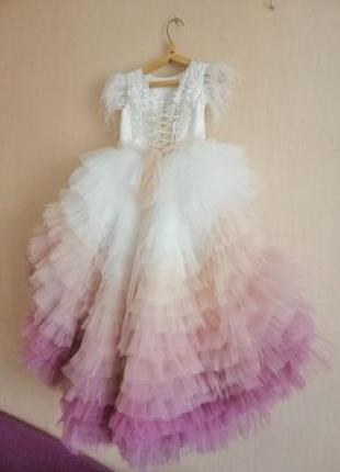 Шикарное платье на выпускной!