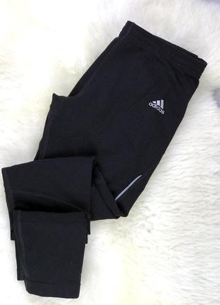 Тайтсы для бега adidas supernova женские (термо лосины)