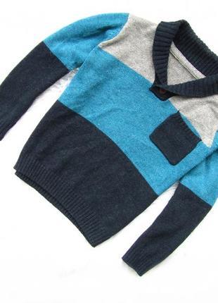 Стильный свитер кофта реглан nutmeg