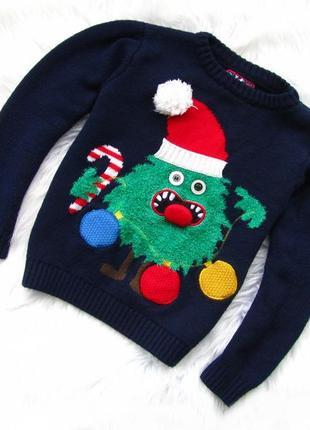 Стильный свитер кофта f&f.