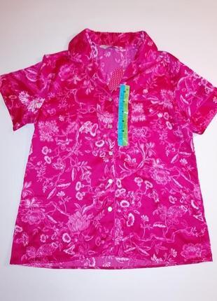 Рубашка для дома, отдыха и сна размер 10-12