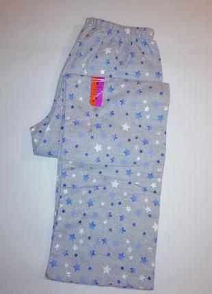 Штаны для дома, отдыха и сна размер 6-8