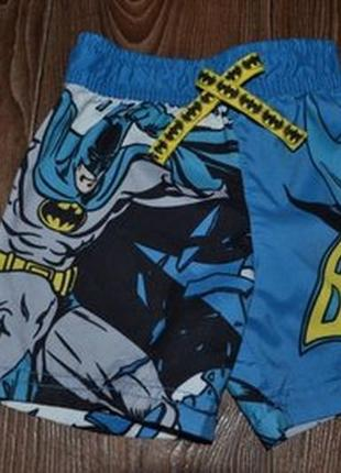 Шорты мальчику batman сост идеал