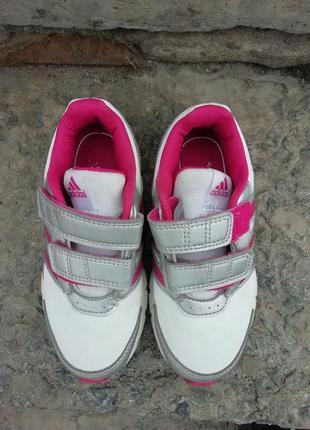 Кроссовки adidas оригинал кожа