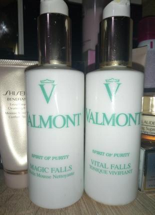 Valmont средства для очищения лица
