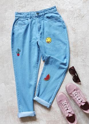 Актуальные джинсики мом....супер цена!!!🤩