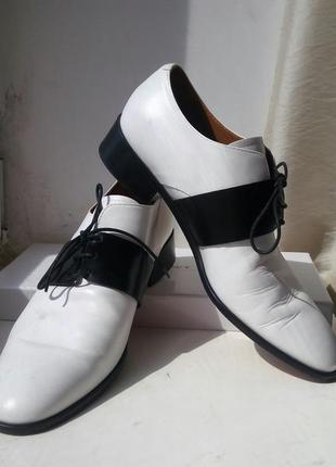 & other story   стильные туфли  оксфорды 40-41 р.
