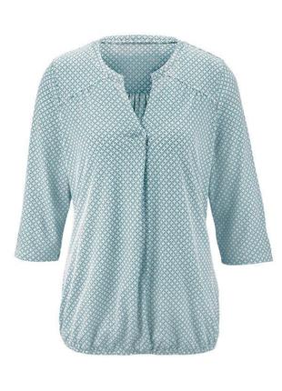Женская трикотажная блуза tcm tchibo р. 40/42 евро