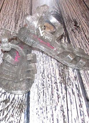 Красивые босоножки george для девочки, размер 129