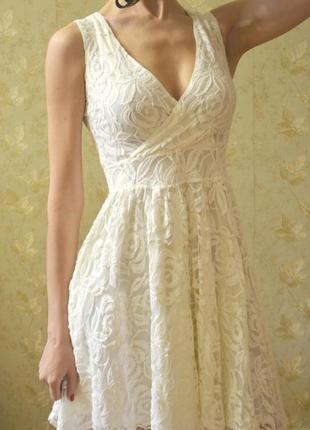 Нереальное платье massimo dutti xs на выпускной, свадьбу, мероприятие, фотосессию