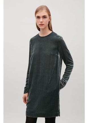 f6cc66c8c04 Зеленые бархатные платья 2019 - купить недорого вещи в интернет ...