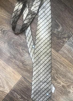 Versace галстук. оригинал. шёлк