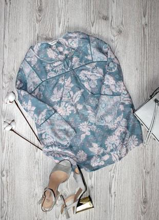 Нежная блуза indigo с шелком