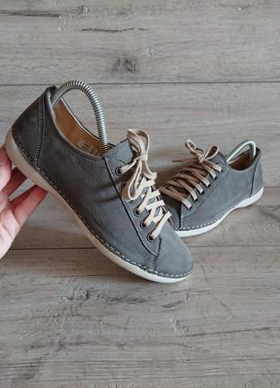 Мокасины спортивные туфли  weinbrenner  38 р   25 см