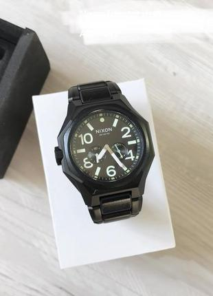 Часы nixon swiss watch оригинал2 фото