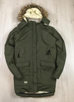 Женская зимняя куртка helly hansen
